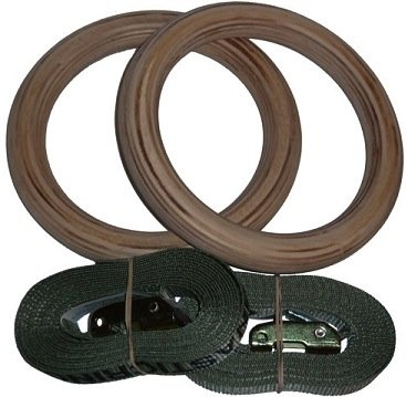 Wooden-Gymnastic-Rings-Premium-Wood-Gymnastics-Rings-for-Fitness-and-Crossfit-Training-0