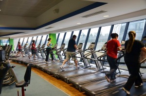 A Treadmill wont help you lose belly fat